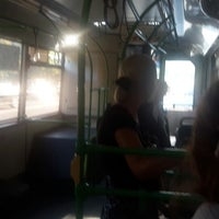 Photo taken at Автобус 710 by Alexandr Z. on 8/21/2014