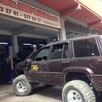 Delightful ... Photo Taken At Jeep Garage By 🔥Ateş Emre Ç. On 9/10/ ...