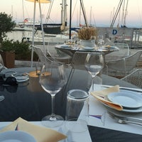 Photo taken at Marina Yacht Club by Engin A. on 8/21/2016