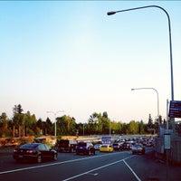 Photo taken at Sound Transit Bus Stop #71335 by Jasmine W. on 9/28/2012