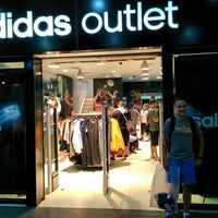 adiads outlet al0h  Photo taken at Adidas Outlet Store by Erich E on 8/16/2015