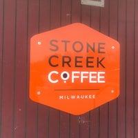 Photo taken at Stone Creek Coffee by Jeff J. on 4/21/2017