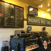 Photo taken at Noah's Bagels by Jeff J. on 5/15/2016