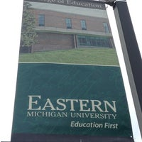Photo taken at Eastern Michigan University by Jeff J. on 5/28/2013