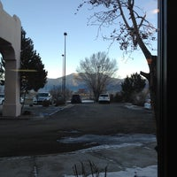 Photo taken at Hampton Taos  Nm by Jeff J. on 12/19/2013