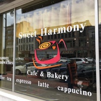 Photo taken at Sweet Harmony Cafe and Bakery by Jeff J. on 3/20/2016