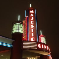 Photo taken at Marcus Majestic Cinema of Brookfield by Jeff J. on 12/25/2012