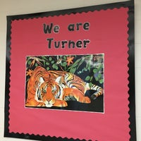 Photo taken at Turner Elementary by Jeff J. on 9/12/2016