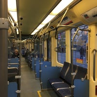 Photo taken at Warehouse District/Hennepin Ave LRT Station by Jeff J. on 10/15/2015