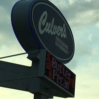 Photo taken at Culver's by Jeff J. on 10/8/2015