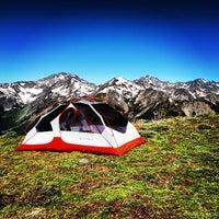 Photo taken at Marmot Pass by Alex P. on 7/14/2013