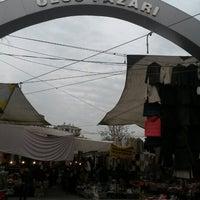 2/13/2014 tarihinde Denizziyaretçi tarafından Ulus Pazari - Ortakoy'de çekilen fotoğraf