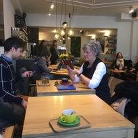 Das Foto wurde bei Cafe Velvet Brussels von Frank V. am 2/22/2018 aufgenommen