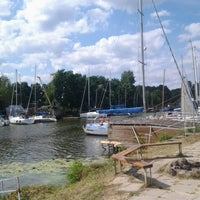 Photo taken at Яхт-клуб Энергетик by polenik on 6/29/2014