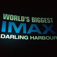 Photo taken at LG IMAX Theatre by Roger L. on 11/22/2012