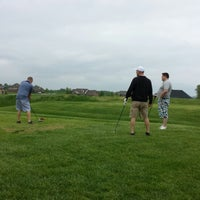 Photo taken at Cambridge Golf Club by Chelsie J. on 5/11/2013