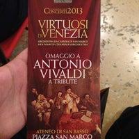 Photo taken at Ateneo Di San Basso by Calvin P. on 7/22/2013