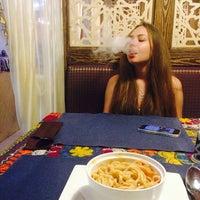 Photo taken at Чайхана by Olga P. on 5/16/2014