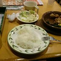 Photo taken at サイゼリヤ 神田小川町店 by Jihoon on 4/4/2016
