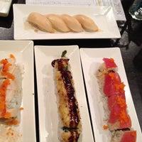 Photo taken at Sushi Zen by Shari S. on 2/1/2014