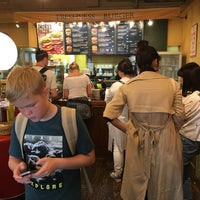 Photo taken at Freshness Burger by Ol E. on 5/5/2017