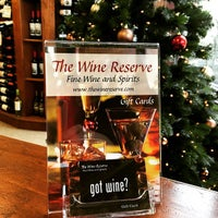 Photo taken at The Wine Reserve by Robert M. on 12/21/2014
