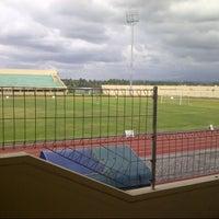 Photo taken at Stadion Utama Kendal by Adhimas B. on 1/5/2013