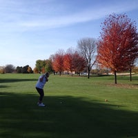Photo taken at Arlington Lakes Golf Club by Karin B. on 10/24/2014