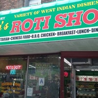 Photo taken at Sonny's Roti Shop by Cheavor D. on 5/17/2016
