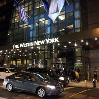 Photo taken at The Westin New York at Times Square by Cheavor D. on 6/1/2013