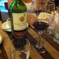 Photo taken at Restaurante Pizzaria e Chopperia Makey by Alexandra Tognetta G. on 1/11/2014