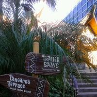Photo taken at Trader Sam's Enchanted Tiki Bar by Fherzho P. on 1/2/2013