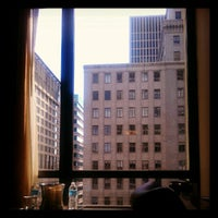 Photo taken at Hilton Portland & Executive Tower by Aunt B. on 9/15/2012