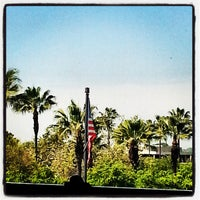 Photo taken at DoubleTree by Hilton Hotel Los Angeles - Norwalk by Aunt B. on 3/28/2013