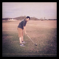 Photo taken at Adobe Dam Family Golf Center by Aunt B. on 11/15/2013