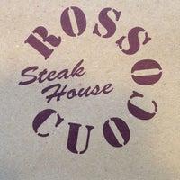 Foto scattata a Rossocuoco Steak House da Paolo S. il 1/6/2014