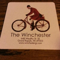 Photo taken at The Winchester by Samantha A. on 10/14/2012