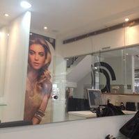 Photo taken at RG Hair Design by Karine C. on 11/30/2013