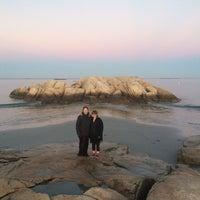 Photo taken at Sandy Cove by Kayvon T. on 12/26/2014