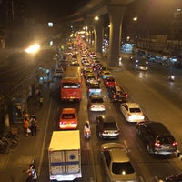 Photo taken at Khae Rai Intersection by ToonPota♡ on 12/9/2015