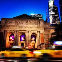 Photo taken at New York Public Library by ALCHEMIQ Catering on 5/18/2013