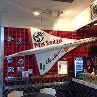 Photo taken at Pizza Schmizza by Peter K. on 8/30/2014