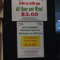 Photo taken at Subway by Peter K. on 6/27/2014