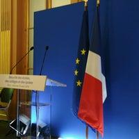 Photo taken at Ministère de l'Éducation Nationale by Louisa A. on 8/24/2016