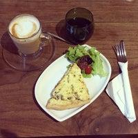 Photo taken at The Shop Café & Bakery by LF L. on 11/18/2014