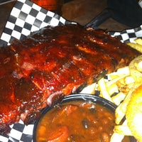 Photo taken at Smokin' Dave's BBQ & Taphouse by Michael C. on 1/16/2013