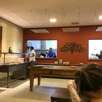 Photo taken at Vila Real Restaurante e Pizzaria by Juliano D. on 4/9/2017