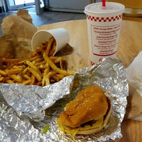 Photo taken at Five Guys by gianni j. on 6/26/2013