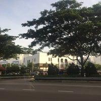 Photo taken at Pantai Lido by Najib M. on 2/21/2017