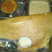 Photo taken at Café Madras by Deepankar J. on 2/16/2013